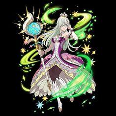 Elizabeth from the seven deadly sins (nanatsu no taizai)