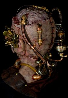Steampunk Frankenstein