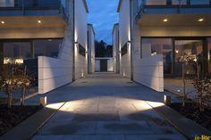 Buitenverlichting in Zweden | Staande lamp ACE | 12V | Outdoor lighting | Buitenspot HYVE in overkapping | Aan het huis wandlamp ACE UP-DOWN 100-230V