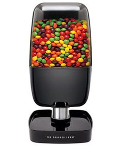 the sharper image automatic candy dispenser teaching products