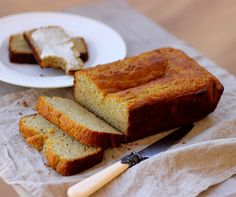 Grain-Free Banana Bread (Grain-Free, Paleo) | Meaningful Eats This is worth trying - substitute coconut sugar/stevia for the honey and give it a try.