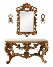 Consoles, Consoles direct from Guangzhou Miller Arts & Crafts Co. in China (Mainland) Mirror Set, Iron Decor, Guangzhou, Console Table, Consoles, Arts And Crafts, Wall, China, Furniture