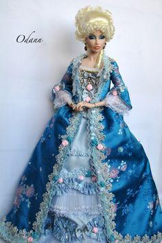History ooak dolls