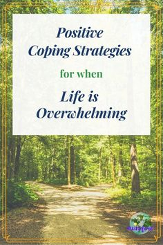 Life can feel overwhelming at times. Adopting positive coping strategies is important for your emotional and physical health. #mentalhealth #positivity #copingstrategies #selfcare Positive Living, Positive Mindset, Positive Thoughts, Feel Good Stories, Emotional Stress, Passive Aggressive, Good Mental Health, Regular Exercise, Feeling Overwhelmed