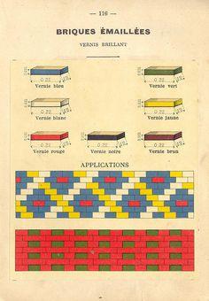 decorative brick catalog