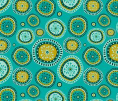 Wheels_NEW fabric by sketchcreative on Spoonflower - custom fabric