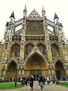 Westminster Abbey, London, England UK
