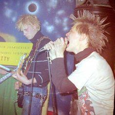 Kaaos @ 1982 photo Vote Vasko Estilo Punk Rock, Anarcho Punk, 80s Punk, Dream Career, Emo, Patriarchy, Im In Love, Zine, Rock Bands