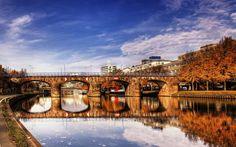A bridge amazing...
