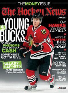 The Hockey News: Oct. 26, 2009