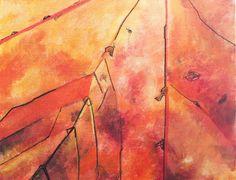 "Items similar to Original Fine Artwork Abstract Acrylic Painting on Canvas Wall Art ""Autumn"" by Allyson Kramer on Etsy Acrylic Painting Canvas, Canvas Wall Art, Abstract Art, Autumn, Fine Art, The Originals, Artwork, Work Of Art, Fall Season"