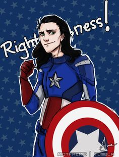 Captain Loki
