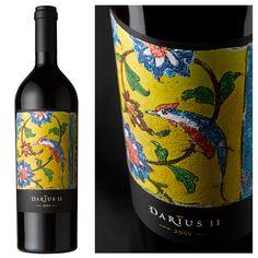 Darioush Winery—Darius II 2009 — Auston Design Group