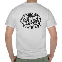 SKGBRDS x RDHC T-shirts