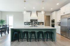 Modern Custom Home Design