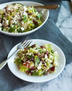 Recipe: Chopped Brown Rice Salad with Grapes and Pecans — Recipes from The Kitchn   The Kitchn