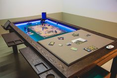 Board games 182184747413608815 - Game Tables – Browse our Table Range . Handcrafted Gaming Tables made for Board Games, Dining, Work, Tabletop, Coffee and more ! Source by legeekodrome