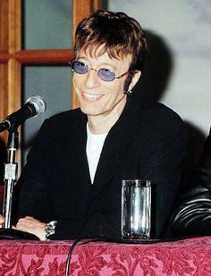 "On 27 January 2003, fifteen days after Maurice's death, Robin released a solo album, Magnet in Germany, and worldwide shortly afterwards. Magnet featured the Bee Gees song ""Wish You Were Here"" (from the 1989 album One) in a new acoustic version. The lead single, ""Please"", had coincidental lyrics about ""loss"". After Maurice's death, Gibb and Barry again disbanded the Bee Gees; In late 2009, the two brothers announced that they would reform and perform again as the Bee Gees whenever they cou"