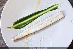 Truite Féra lac capres quinoa Emmanuel Renaut Flocons Sel