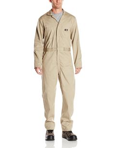 Amazon.com: Dickies Men's Basic Cotton Coverall: Clothing--Ghostbusters