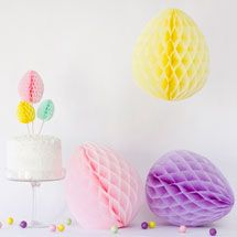 DIY Candy-Filled Egg Popper Tree for Easter and Birthday Parties