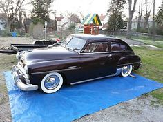 1951 plymouth concord ratrod