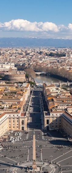 Explore the streets of #Rome.