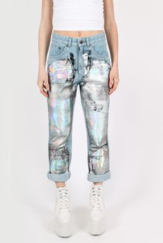 Mechanic Mom Jean THE RAGGED PREIST /// £70.00                                                                                                                                                                                 More