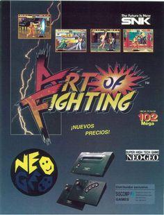 Neo Geo's Art of Fighting                                                                                                                                                                                 More