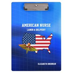 """American Nurse 