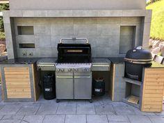 Weber Outdoor Küche Vergleich : Weber outdoor küche outdoorküche mit weber spirit e