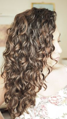 what is the curly girl method