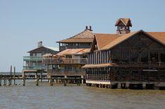 Waterfront restaurants in Cedar Key, Florida