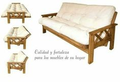 Futon Imperdible Oferta!!! - $ 2.850,00