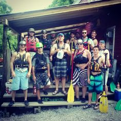 Harpers Ferry Outdoor Festival Doah Cup Raft Guide Race on the Shenandoah River!