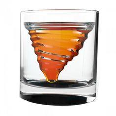 """Szklanka do drinków """"Tornado""""  #szklanka #whisky #alkohol"""