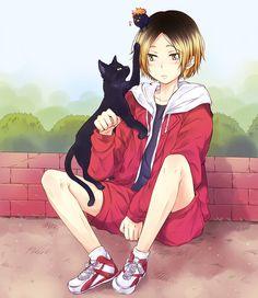 Oh damn how cute is Kenma