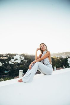 THE PERFECT JUMPSUIT (Janni Delér)
