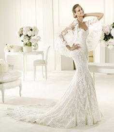 Manuel Mota 2013 Bridal Collection + My Dress of the Week - Belle the Magazine . The Wedding Blog For The Sophisticated Bride