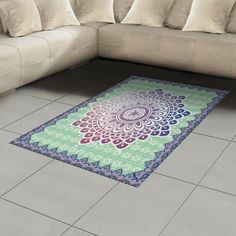 Not hot on the word 'ethnic' in the name Purple Area Rugs, Beige Area Rugs, Striped Rug, Personalized Products, White Area Rug, Home Textile, Decorative Accessories, Rug Size, Ethnic