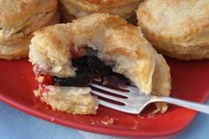 Berry Hand Pie Recipe from UK (easily converted)