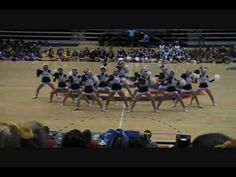 Baker Hornets JV Cheerleaders...UCA Cheer Camp 2010.wmv - YouTube