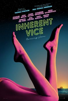 Empire's 50 Best Posters of 2014; Inherent Vice poster