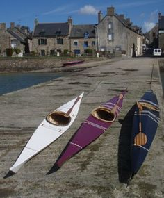 skin on frame kayak, normandie