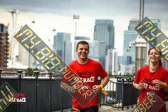 MyBibNumber Photo Sharing Platform - London Rat Race