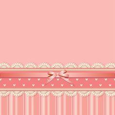 petit nœud papillon sur fond rose à uni et rayé