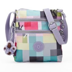 Alvar XS Cross-Body Minibag in K Squared #Kipling