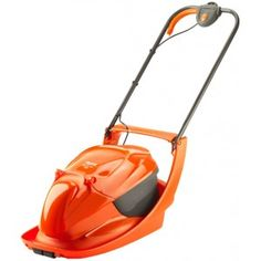 Flymo Hover Vac 280 Electric Hover Mower (L Elevation)