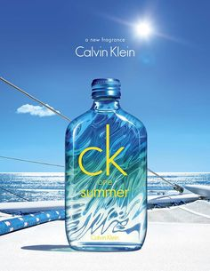awesome CK One Summer 2015 Calvin Klein perfume - a new fragrance for women and men 2015 Calvin Klein Ck One, Best Perfume, Perfume Oils, Ck One Summer, Summer 2015, Summer Calvin, Celebrity Perfume, Perfume Collection, Body Butter