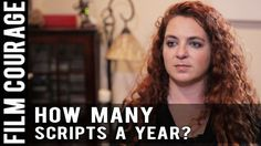 How Many Screenplays Should A Writer Write Each Year? by Lee Jessup